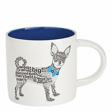 Chihuahua Mug - Wild About Words