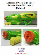Colossus 2 Water Gun Pistol Blaster Water Warriors - Unboxed ** GREAT GIFT **