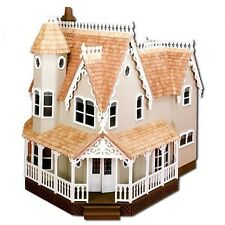 Greenleaf - The Pierce Dollhouse - Wood / Wooden Dollhouse Kit