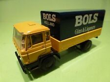 LION CAR 1:50 - DAF 1900 - BOLS  &  GINS - EXTREMELY RARE -GOOD CONDITION