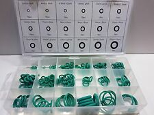 205pc hnbr o ring set assorted pack haute basse température climatisation auto