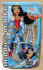 DC Super Hero Girls WONDER WOMAN DLT62 NEU/OVP Puppe