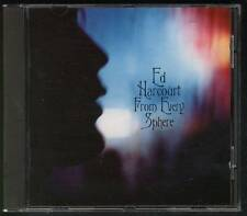 ED HARCOURT From Every Sphere 2003 CD HEAVENLY RECORDS freepost worldwide