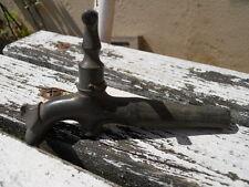 8/ Cannelle Robinet en bronze XIXeme  tonneau barrique vigneron vin