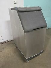 """""""MANITOWOC S-420"""" H.D. COMMERCIAL (NSF) OPEN-TOP ICE STORAGE BIN ON CASTERS"""