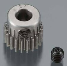 Hard 48 Pitch Machined 21 Tooth Pinion 5mm Bore #RR2021