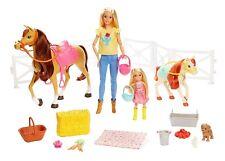 Bambola Barbie BABY-SITTER Inc-FXG89 STAR Vestito-Nuovo di Zecca