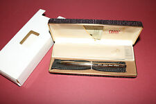 NOS new/old 14KT Gold Filled LADIES Cross ball pen 1542 Detroit Diesel Allison A