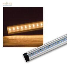 SMD LED lámpara foco 80cm blanco cálido 660lm,Barra Ligera De Aluminio 12V,Barra