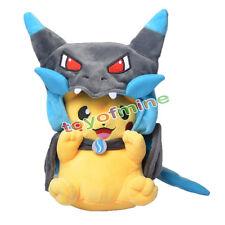 Pokémon Pikachu Avec X Mage Dracaufeu chapeau en peluche Peluche Poupée animaux