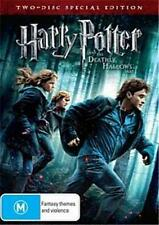 Harry Potter and The DEATHLY HALLOWS Part 1 : NEW 2-DVD