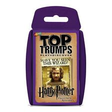 WM - Top Trumps - Harry Potter and the Prisoner of Azkaban Card Game