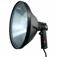 "12V 100W Halogen 10"" 240mm Hunting Spotlight  Fishing Camping Offroad Spot Light"