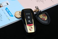 The new mini porsche car key chain in the shape of a cell phone