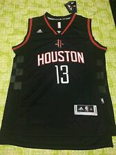 CANOTTA NBA SWINGMAN HOUSTON ROCKETS 13 JAMES HARDEN THE BEARD TAGLIA L