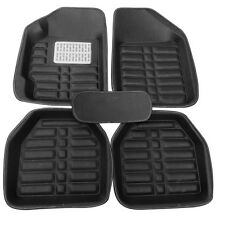 Universal Car Floor Mats Liner Carpets Auto Mat Front & Rear All Weather Fly5D