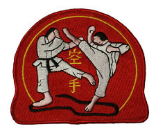 """Lot of 3 - Kumite Karate Patches New Size 4x4.5"""""""