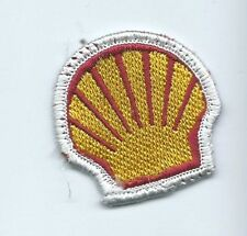 Shell Oil Co driver/employee patch 1-7/8 X 1-7/8 SMALL SIZE #981