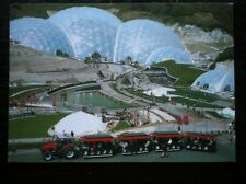 POSTCARD CORNWALL ST AUSTELL THE EDEN PROJECT