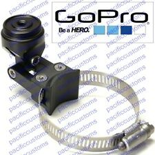 Gopro Hero 1, 2, or 3 HD Camera Billet Aluminum Adjustable Clamp On Mount