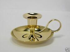 Candle holder Brass Church Altar Handmade Подсвечник латунный