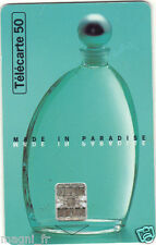 Télécarte - Eau d'Eden - Made in Paradise - CACHAREL (A2951)