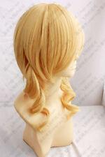 Anime Puella Magi Madoka Magica Tomoe Mami blonde wig Z742