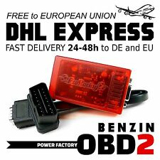 Chiptuning OBD2 VW JETTA MK4 2.5 FSI Benzin Chip Box Power TuningBox OBD 2 II