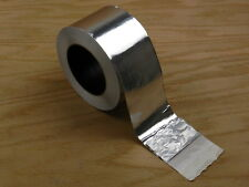 "3"" HVAC Heat Shield Duct Sealing Self Adhesive Aluminum Foil Tape 150' 50 yd"