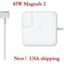 "85W Genuine Power Charger For Apple Macbook Pro 15"" Retina A1424 A1398 Magsafe2"