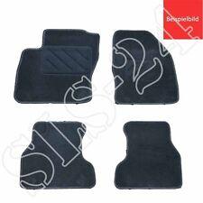 Passform Autoteppich Fußmatten KFZ Fußmatte 4-teilig BMW 5er F10 ab 2010 schwarz
