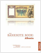 Albania chapter from new catalog of world notes, The Banknote Book