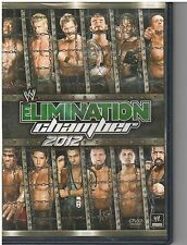 WWE: Elimination Chamber 2012 (DVD, 2012) {2297}