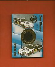 DAVE BLANEY - 2001 Press Pass Premium Hot Treads #HT16 Race Used Tire #d/1660