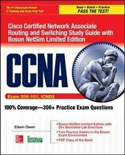 CCNA Routing and Switching ICND2 Study Guide (Exam 200-101, ICND2), with Boson N