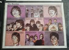 The Beatles Stamps