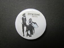 FLEETWOOD MAC (rumours) - LOGO-25MM BUTTON BADGE-free uk postage-0