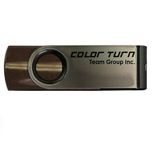 Team Colour Turn 16GB USB 2.0 Flash Drive Green - Fast Shipping - Great Price