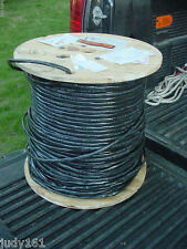 1000 feet +/- Commscope 22awg 4/c Network Cable 9901 PCC 60 FT-4 LL82959 E113333