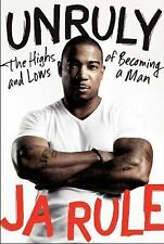 Raw Contradictions by Ja Rule and Jeff Atkins (2014, Hardcover)
