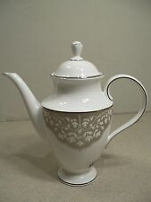 Lenox China - Nature's Vows Pattern - Coffee Pot - New w/ Factory Sticker