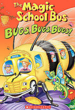Magic School Bus - Bugs, Bugs, Bugs DVD