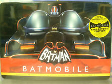 POLAR LIGHTS 1/32 1966 BATMAN TV BATMOBILE MODEL KIT COLLECTORS EDITION TIN BOX