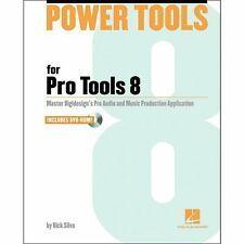 Hal Leonard Power Tools for Pro Tools 8.0, 332847