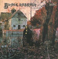BLACK SABBATH Black Sabbath Vinyl Record LP Nems NEL 6002 1976