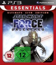 Star Wars The Force Unleashed Ultimate Sith Edition-ps3 PlayStation 3 nuevo & OVP