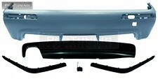 BMW e39 5 series Rear BUMPER  M5 M look sport 1996-2004  m-tech m-package sport