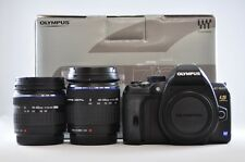 [Exc] OLYMPUS E-620 12.3MP 14-42mm and 40-150mm lens kit Digital SLR Camera