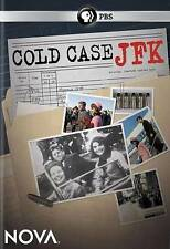 NOVA: Cold Case JFK (DVD, 2014)