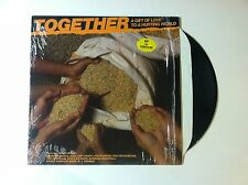 Together A Gift of Love to a Hurting World - compilation lp 1982 vinyl record